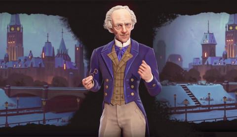 Civilization VI : Gathering Storm - Quelques tours aux commandes du Canada