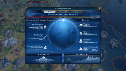 Climat et environnement (Gathering Storm)