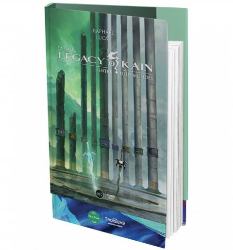 Third Editions raconte la saga Legacy of Kain dans un nouvel ouvrage