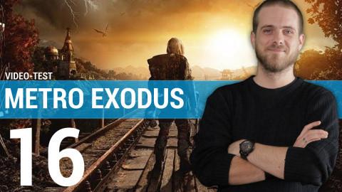 Metro Exodus - Notre avis en 3 minutes (PC)
