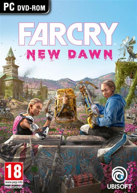 Far Cry : New Dawn sur PC