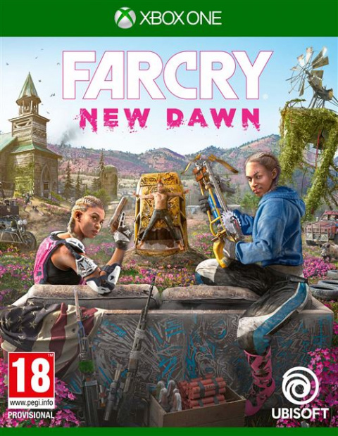 Far Cry : New Dawn sur ONE