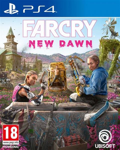 Far Cry : New Dawn sur PS4