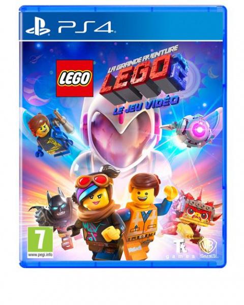 La Grande Aventure LEGO 2 : Le Jeu Vidéo sur PS4