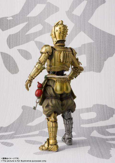 Star Wars : C-3PO dispose désormais d'une figurine version samuraï