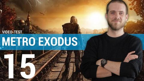 Metro Exodus : notre avis en trois minutes (PS4 / One)