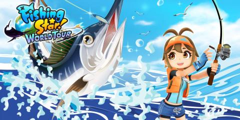 Fishing Star World Tour : un jeu qui donne la pêche !