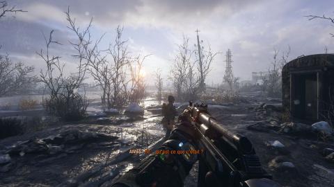 Metro Exodus s'annonce sur PS5 et Xbox Series aux côtés d'un nouvel épisode