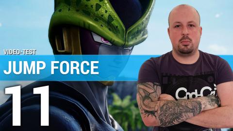 Jump Force : Sauver le fan service en 3 minutes