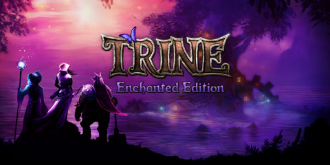 Trine Enchanted Edition sur Switch