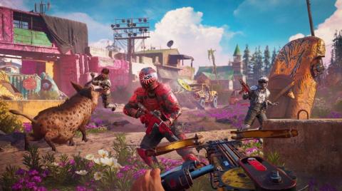 Far Cry : New Dawn - Libération et pillage d'un avant-poste