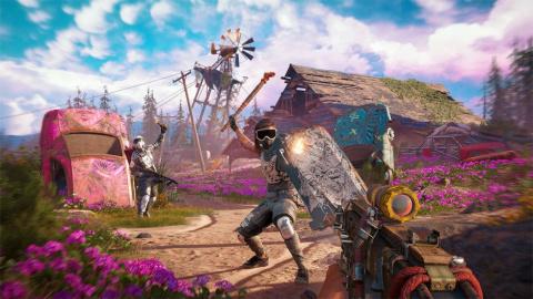 Far Cry New Dawn : L'introduction du jeu