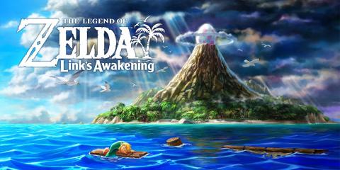 The Legend of Zelda : Link's Awakening (2019) sur Switch