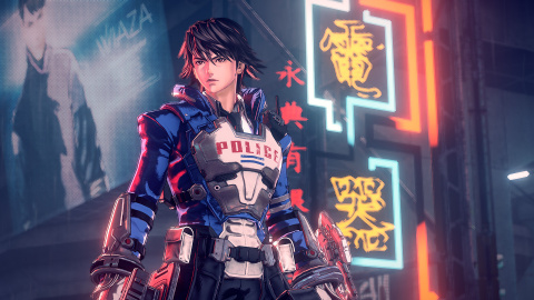 Astral Chain Nintendo Switch en promotion!