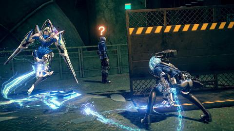 Astral Chain : un nouveau jeu d'action futuriste par PlatinumGames