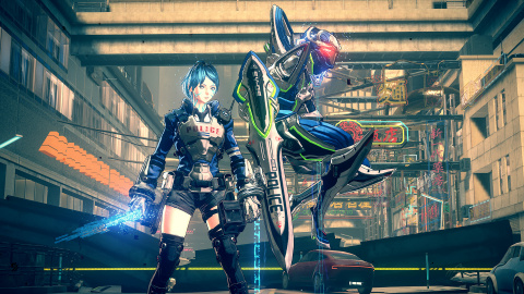 Astral Chain : la nouvelle collaboration entre Nintendo et PlatinumGames