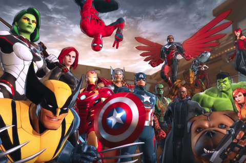 Marvel Ultimate Alliance 3 : The Black Order - Assemblez votre équipe de choc !