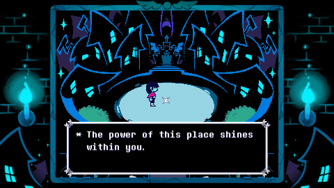 Deltarune : le chapitre 1 arrive aussi sur PS4 le 28 février