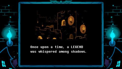 Deltarune : le premier chapitre va s'inviter sur Nintendo Switch et PS4
