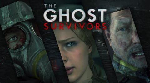 Resident Evil 2 : The Ghost Survivors