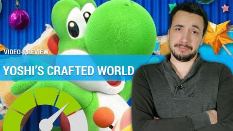 Yoshi's Crafted World : Le dino coloré fera-t-il un carton ?
