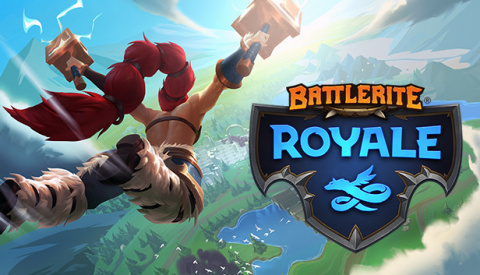 Battlerite Royale - le battle royale bientôt disponible en 1.0