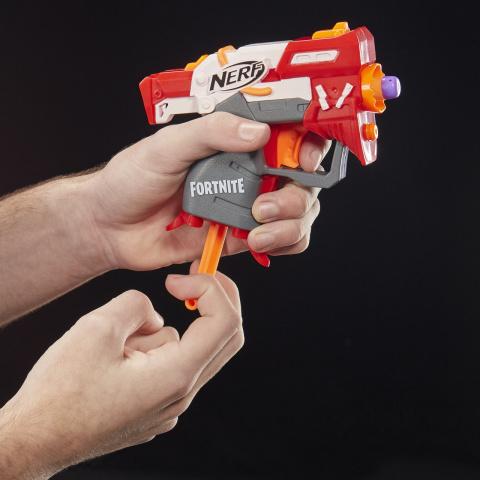 Fortnite s'offre une gamme de jouets chez Nerf
