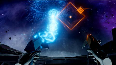 """Audica : un """"rhythm shooter"""" en réalité virtuelle par les créateurs de Rock Band"""
