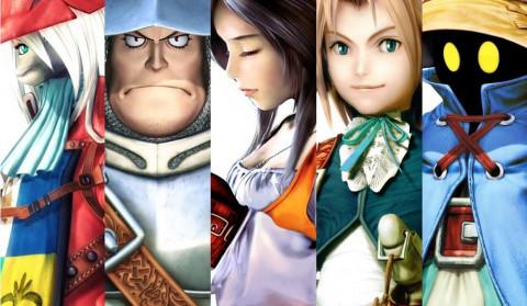 Final Fantasy IX : Une mouture Switch similaire à la version mobile