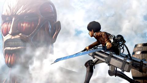 Attack on Titan : Assault va voltiger sur nos appareils mobiles