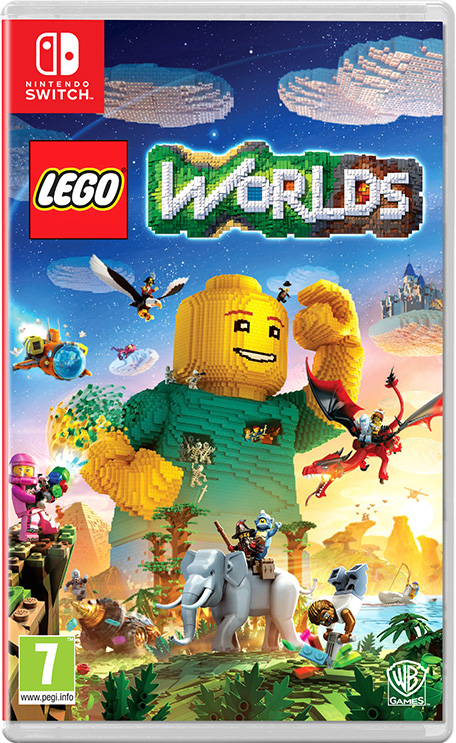 LEGO Worlds sur Switch