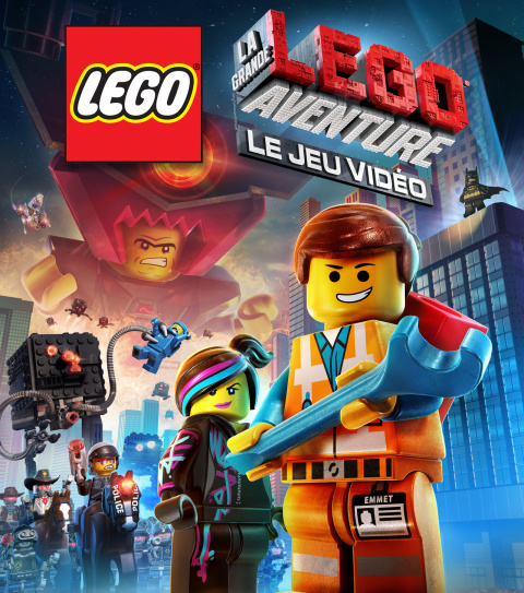 LEGO La Grande Aventure – Le Jeu Vidéo sur Box SFR