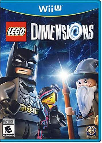 Lego Dimensions sur WiiU