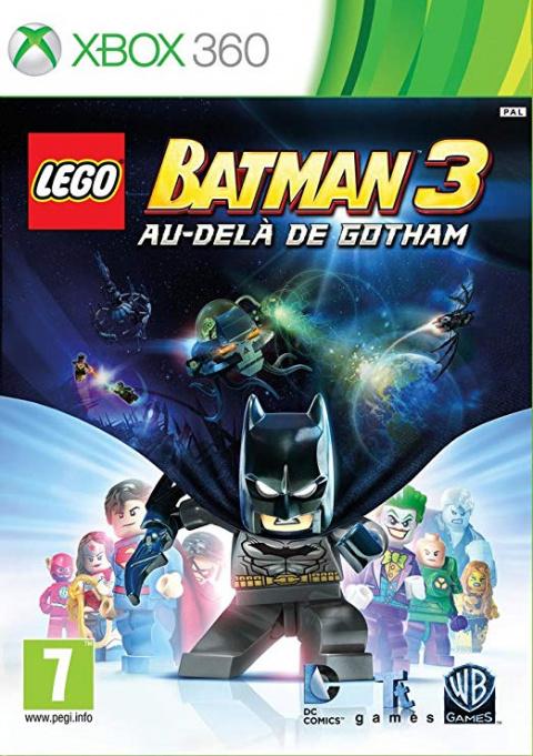 LEGO Batman 3 : Au-delà de Gotham sur 360