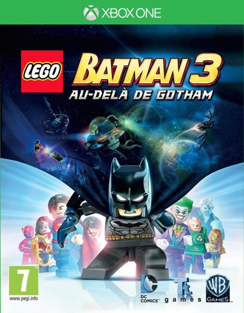 LEGO Batman 3 : Au-delà de Gotham sur ONE