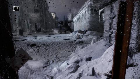 La ville morte