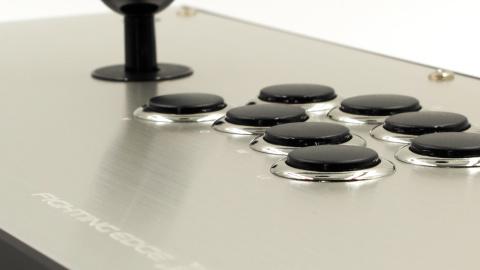 Test du HORI Fighting Edge pour PlayStation 4 : Superbe, tout simplement