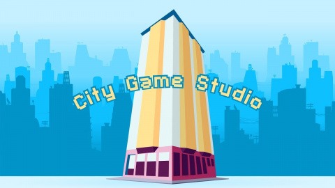 City Game Studio : a tycoon about game dev sur PC