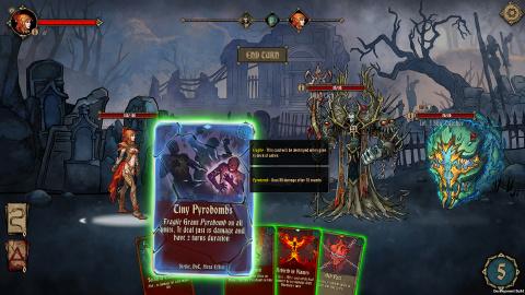 Deck of Ashes : deck-building et rogue-lite dans un univers dark fantasy