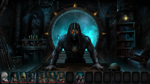 Iratus : Lord of the Dead - Daedalic soutient le RPG dark fantasy