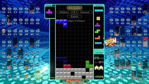 Test De Tetris 99 Sur Switch Par Jeuxvideocom