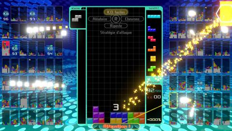Tetris 99 : Plus intense que le plus intense des Battle Royale !