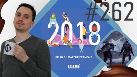 Pause Cafay : Le jeu vidéo devant l'industrie du livre et de la musique en France
