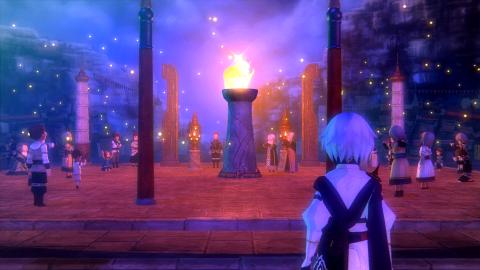 Oninaki : le nouveau Tokyo RPG Factory (I am Setsuna) présente son protagoniste