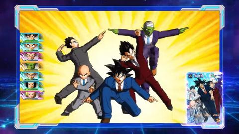 Super Dragon Ball Heroes : World Mission - une démo en approche sur Switch