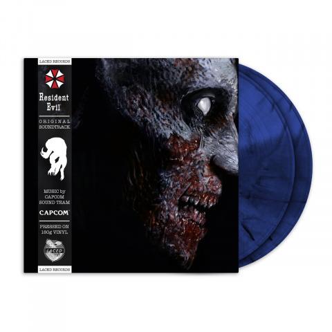 Les bandes originales des deux premiers Resident Evil sortiront en vinyles