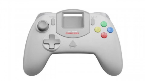 Dreamcast : Une manette ergonomique créée par Retro Fighters