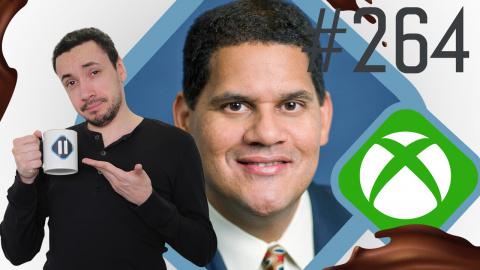 Pause Cafay #264 : La Nintendo Switch va accueillir les jeux Xbox !