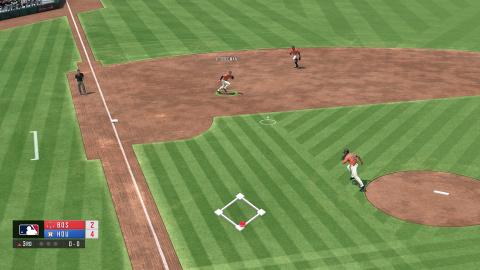 R.B.I. Baseball 19 lance des screens, sa musique et des détails