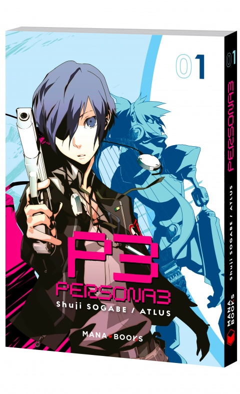 Le manga Persona 3 arrive en mars chez Mana Books